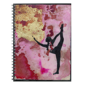 The Original Yoga Girl Photo Notebook