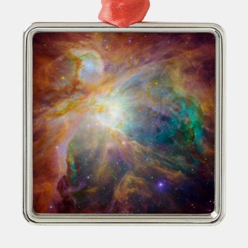 The Orion Nebula 3 Christmas Tree Ornament