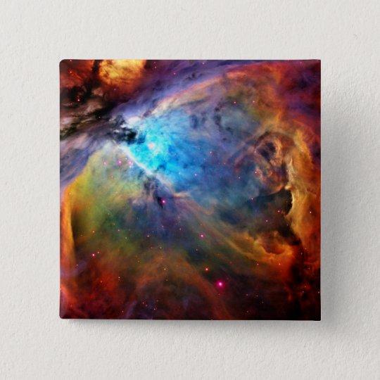 The Orion Nebula Button