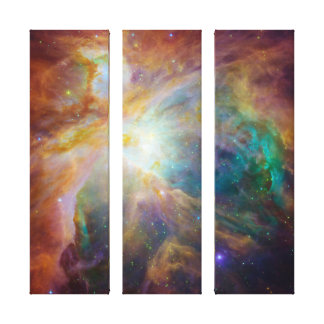 The Orion Nebula Gallery Wrapped Canvas