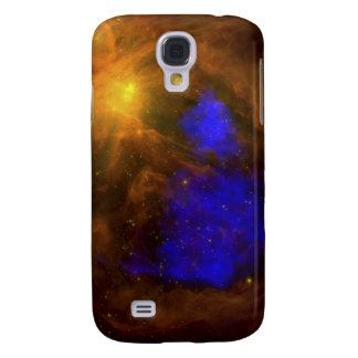 The Orion nebula in the infrared Galaxy S4 Cover