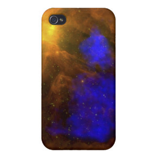 The Orion nebula in the infrared Cases For iPhone 4