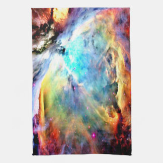 The Orion Nebula Kitchen Towel