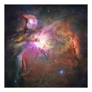 The Orion Nebula Messier 42 M42 NGC 1976 Photo Print