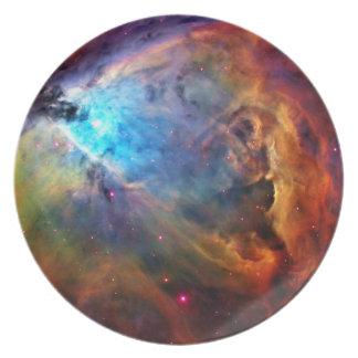 The Orion Nebula Plates