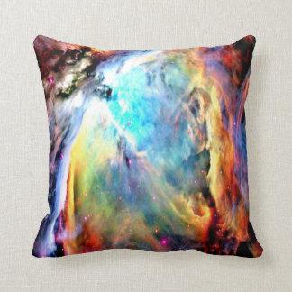 The Orion Nebula Throw Pillow