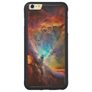 The Orion Nebula Carved® Maple iPhone 6 Plus Bumper Case