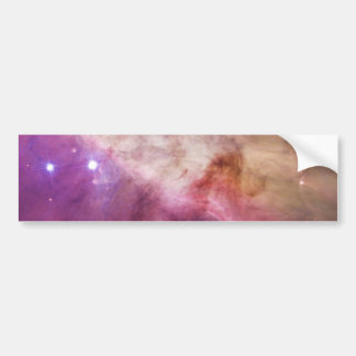 The Orion Nebula's Biggest Stars Messier 42 M42 Bumper Sticker