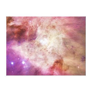 The Orion Nebula's Biggest Stars Messier 42 M42 Canvas Print