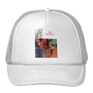 THE ORISHAS BY LIZ LOZ TRUCKER HAT