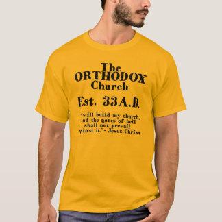 The Orthodox Church Est. 33 A.D. T-Shirt