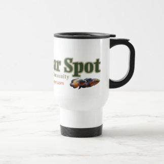 The Oscar Spot 15 Oz Stainless Steel Travel Mug