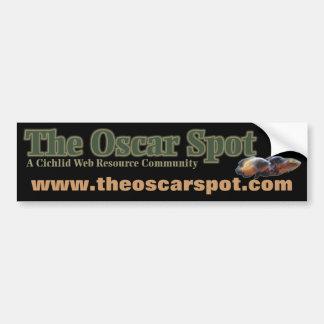 The Oscar Spot Bumper Stickers
