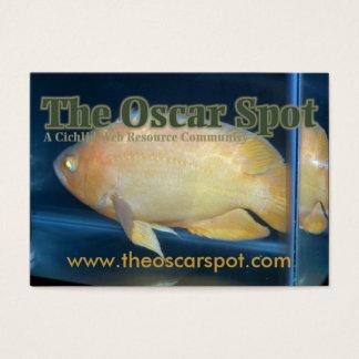 The Oscar Spot Business Card