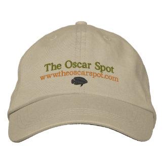 The Oscar Spot Embroidered Baseball Cap