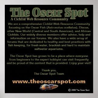 The Oscar Spot Poster