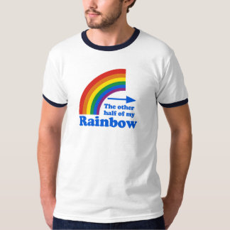 THE OTHER HALF OF MY RAINBOW (Left) T-shirt