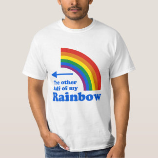 THE OTHER HALF OF MY RAINBOW (Right) T-Shirt