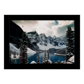 The Other Moraine Lake Poster