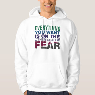 The Other Side of Fear Hoodie