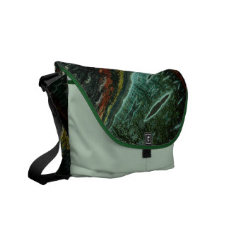 The other side of the forest Rickshaw Messenger Ba Courier Bags