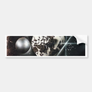 The Other Side of the MOON Bumper Sticker