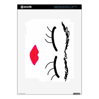 the other sleeping beauty collection decal for iPad 3