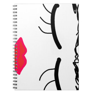 the other sleeping beauty collection notebook