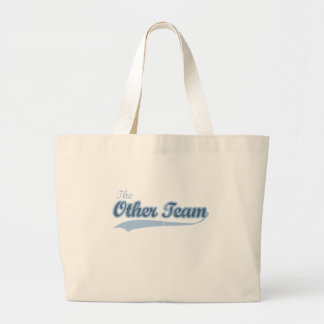 THE OTHER TEAM LARGE TOTE BAG