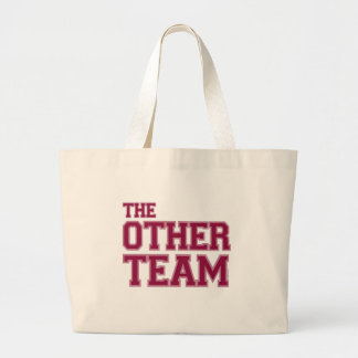 The Other Team (red) Bag