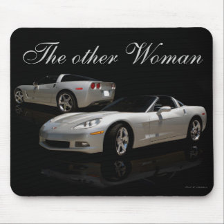 The other Woman Mouse Pad