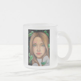 The Others Frosted Glass Coffee Mug