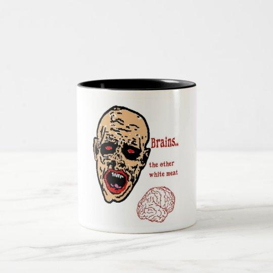 The Others Two-Tone Coffee Mug