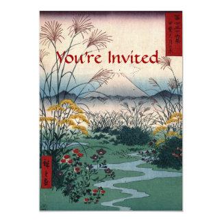 The Otsuki Plain, You're Invited 5x7 Paper Invitation Card