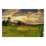 The Otter Creek Barn Posters