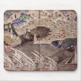 The Ottoman Fleet Mouse Pad