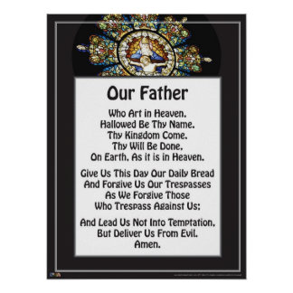 The Our Father Poster
