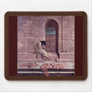 The Outcast By Botticelli Sandro Best Quality Mousepads