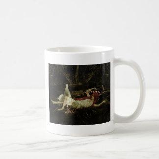 the outcast coffee mug