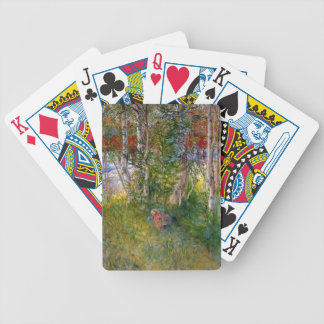 The Outdoor Nap Bicycle Playing Cards