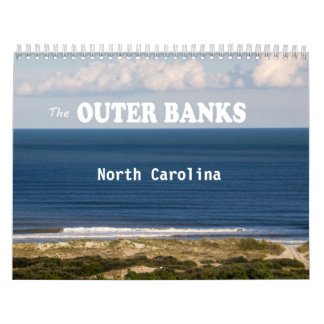 The Outer Banks Calendar
