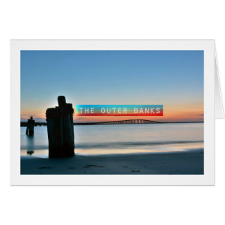 The Outer Banks. Cards