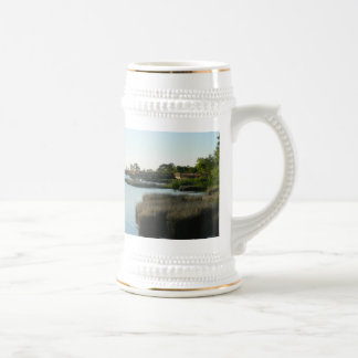 The Outer Banks Sound Beer Stein