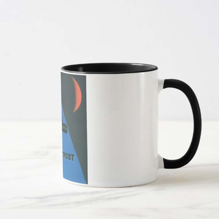 The Outer Darkness - Outpost Mug