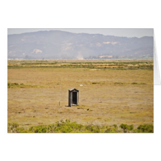 The Outhouse Card