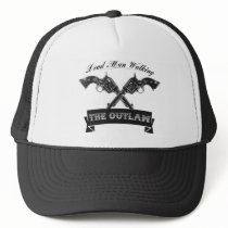 The Outlaw Trucker Hat