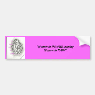 The Outlet Place for Women Bumper Sticker