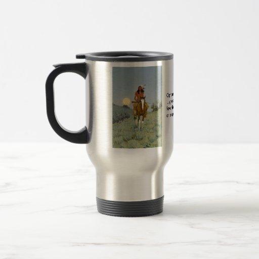 The Outlier Mug