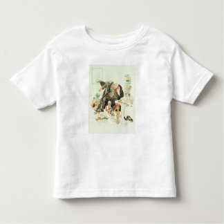 The Outline of Sanity' Satirical Cartoon Toddler T-shirt