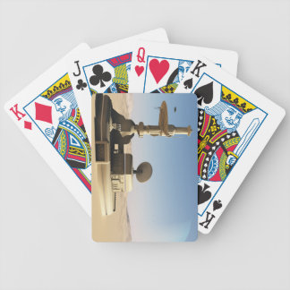 The Outpost Bicycle Playing Cards